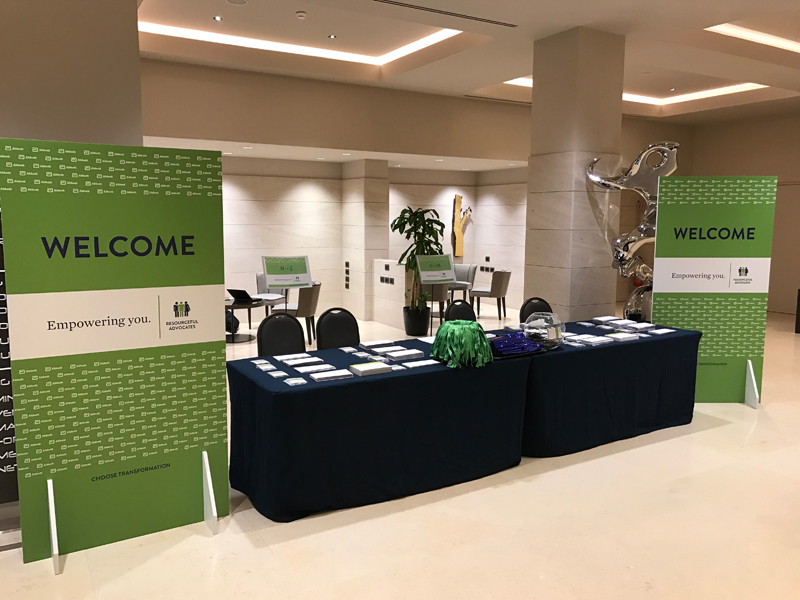 Organizzazione Kick-Off Meeting Convention Roma LineaCongress.com
